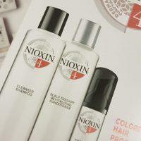Nioxin hiustuotteet
